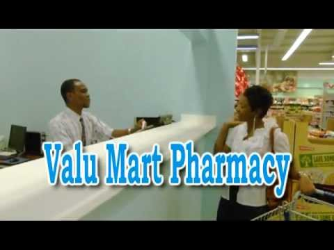 The Pharmacy at Horsfords Valu Mart IGA-Nevis