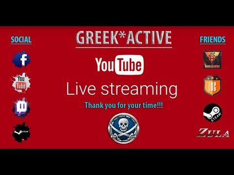 GreekActive livestream - ActiveGr Play Zula Europe