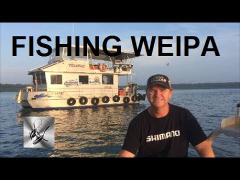 Fishing Weipa House Boats | The Hook and The Cook