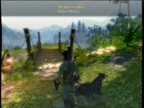 Fable 2 Gameplay 4 - YouTube