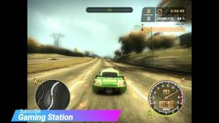 Need For Speed Most Wanted Blacklist 8