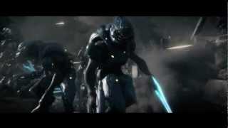 Halo 4 Opening Scene