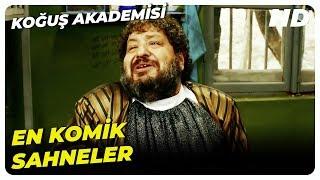 Koğuş Akademisi En Komik Sahneleri | Türk Komedi Filmleri