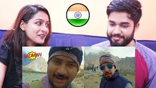 Indians react to Travelling with Mi Part 2 - Mooroo