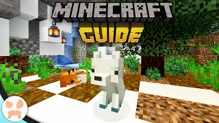 Fox Taming and How They're the Best! | The Minecraft Guide - Tutorial Lets Play (Ep. 87)