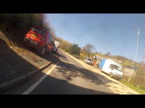 Riding a Welsh Pass A487 Part 1