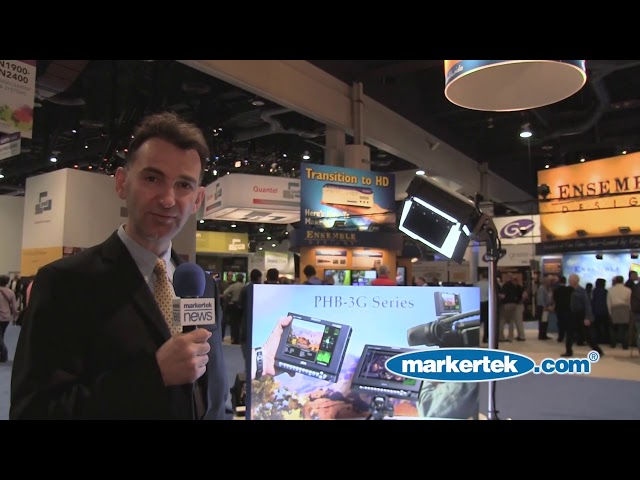 NABShow New York -  PHB 209 3G