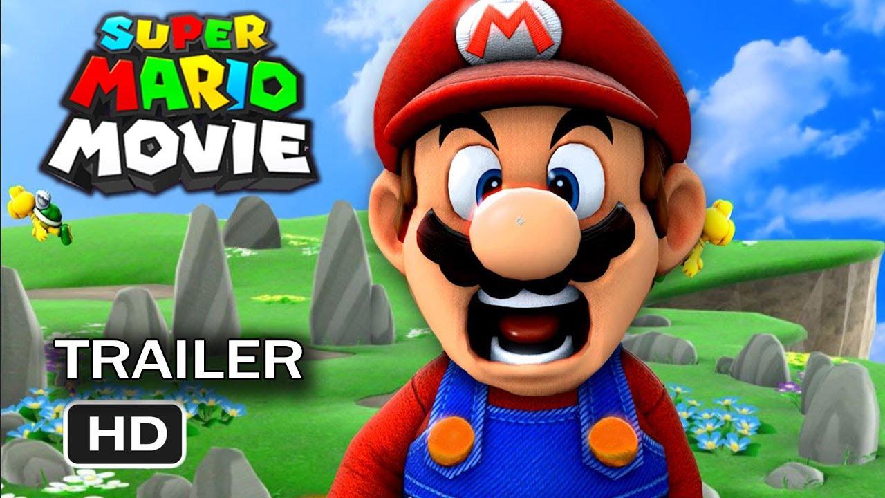 Download Super Mario Bros: The Animated Movie - (2022 Trailer) Concept (Chris Pratt - Jack Black)