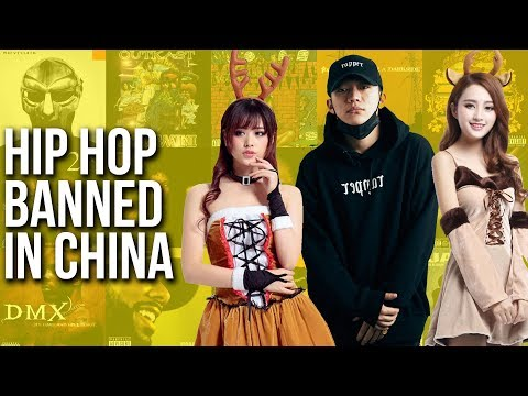 BANNED IN CHINA... The WAR ON HIP HOP CONTINUES