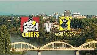Vodacom Super Rugby | Chiefs vs Highlanders | Highlights
