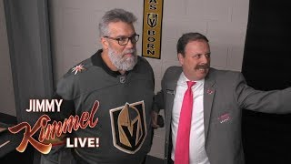 Cousin Sal Pranks Vegas Golden Knights Fans