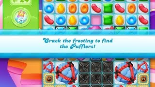 Candy Crush Jelly Saga Level 809 (3 star, No boosters)
