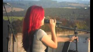 Bastidores Minas em Rockability em Eloi Mendes Banda Plagio