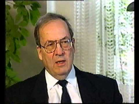 Manfred Rommel Interview 1994 (50 Jahre D-Day)