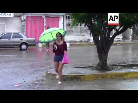 Category 1 hurricane Max slams into Mexico