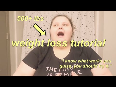 how (not) to lose weight - ft. amberlynn reid