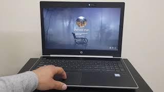 Hp ProBook 450 G5 Core i5 8th Gen Review