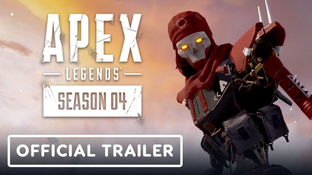 Apex Legends Season 4 - Trailer Oficial de Habilidades Revenant + vídeo