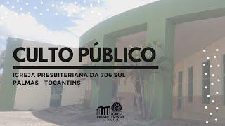 Culto Público - Como eu posso construir a Igreja do Senhor? -  Rev. Renato Romão - 30/08/2020