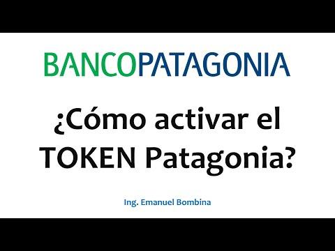 ¿Cómo activar el Token del Banco Patagonia?