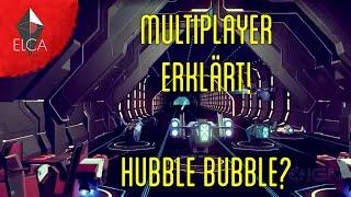 ► No Man's Sky   Wie funktioniert der Multiplayer?   Freunde treffen? [Info]
