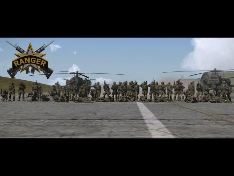 21st Army Ranger RGT | Operation Ares | My First Deployment | F**king With Isis