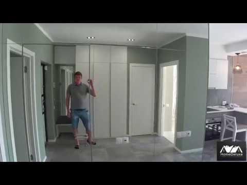 Современный дизайн | Качественный ремонт двухкомнатной квартиры в Киеве.ы