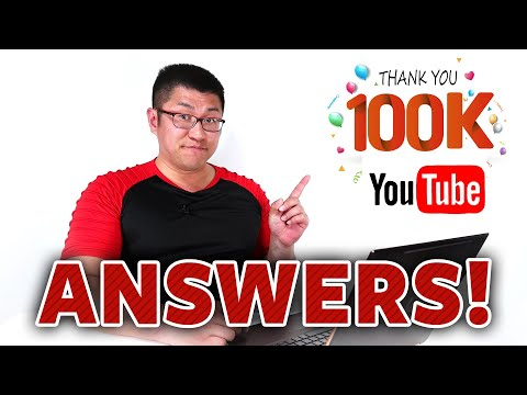📺 YouTube 100k Subscribers Q&A - THE ANSWERS! - 🥈(Silver Play Button Unboxing) from YouTube · Duration:  21 minutes 51 seconds