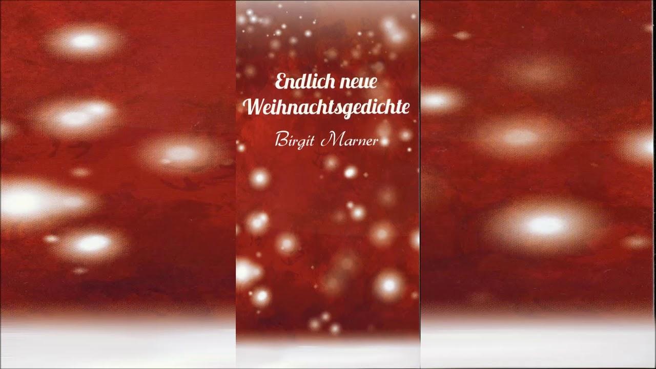 Lustige Weihnachtsgedichte Zum Vortragen.Endlich Neue Weihnachtsgedichte Von Birgit Marner