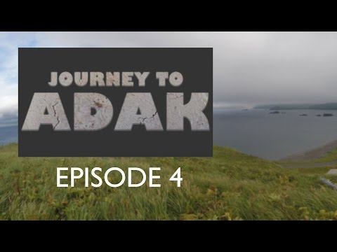 Alaska Picker: Journey to Adak Part I - Episode 4 Public Works Building
