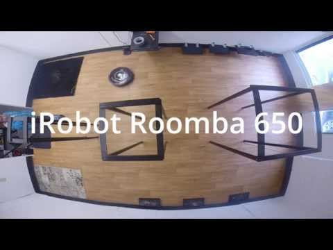 iRobot Roomba 650 Robot Vacuum Review