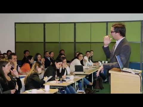 In office Master Damon Bogotá 2015 Dia 2