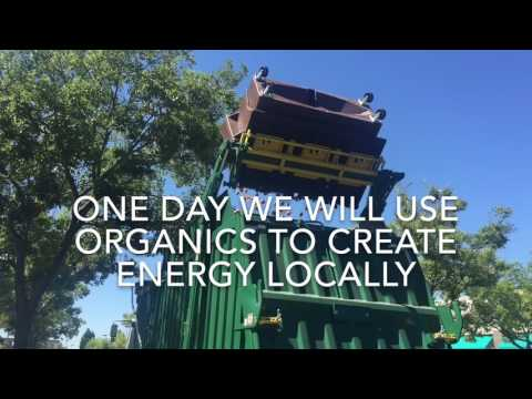 City of Roseville, CA - Organic Waste