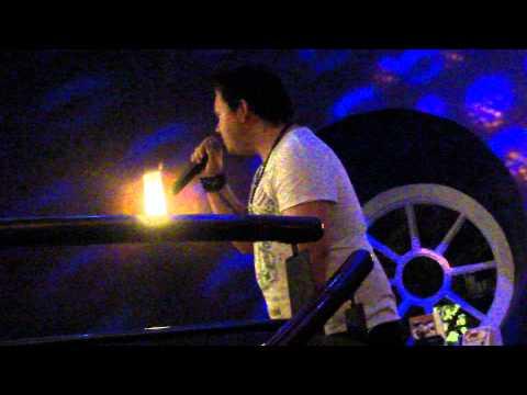 Canary Wharf Karaoke - Don't Wanna Miss A Thing