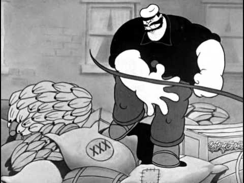 Popeye The Sailor Man - Be Kind to Animals