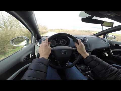 SEAT Ibiza SC Cupra 1,8 TSI