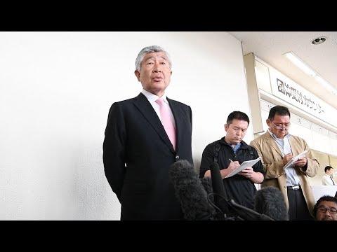日大アメフト部の内田監督が辞意表明