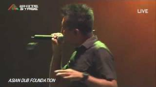 Asian Dub Foundation - Urgency Frequency (Live at  Fuji Rock Festival