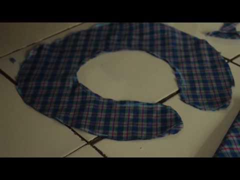 Prakarya - Cara membuat bantal leher