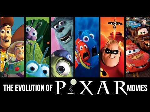 "All Pixar Movies (1984-2019) From ""Andre And Wally B"" To ""Toy Story 4"""