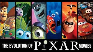 All Pixar Movies (1984-2019)