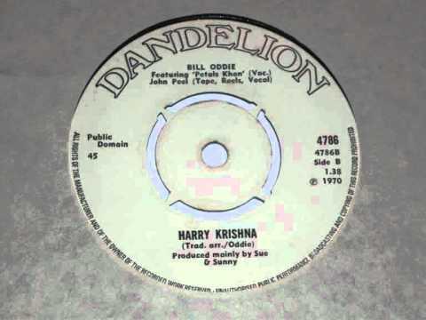 BILL ODDIE - HARRY KRISHNA (1970)