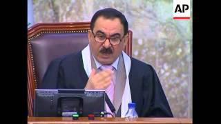 Saddam Hussein's Anfal trial resumes, Kurdish village reax