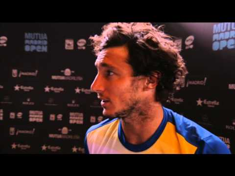 Madrid 2013 Tuesday Interview Monaco