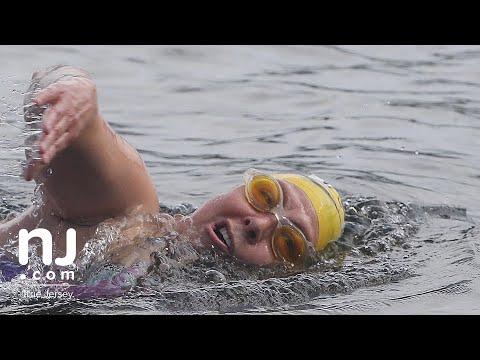 N.J. swimmer seeks to make history on Lake Hopatcong