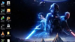 Star Wars Battlefront 2 Black Screen Startup Crash Fix pc 100% Works!!!