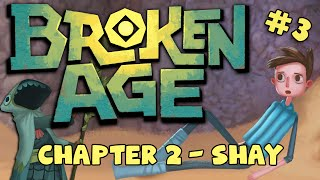 BROKEN AGE: Act 2 - Shay #3 - Radiation Suit & Hull Patch