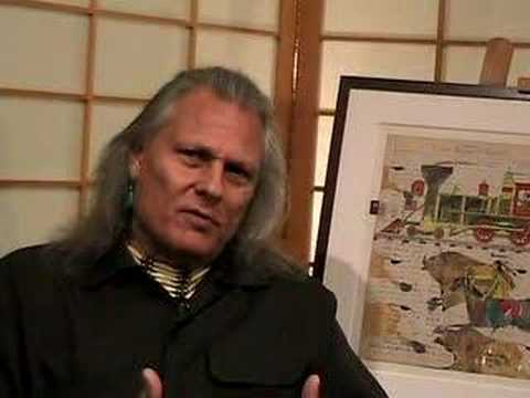 Michael Horse, Ledger Art part 1