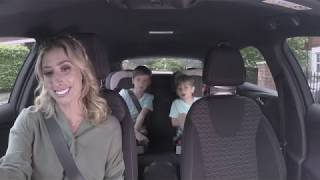 Never Miss A Beat car game with Stacey Solomon