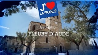 A Fleury d'Aude dans le Languedoc, des vignes entre terre et mer